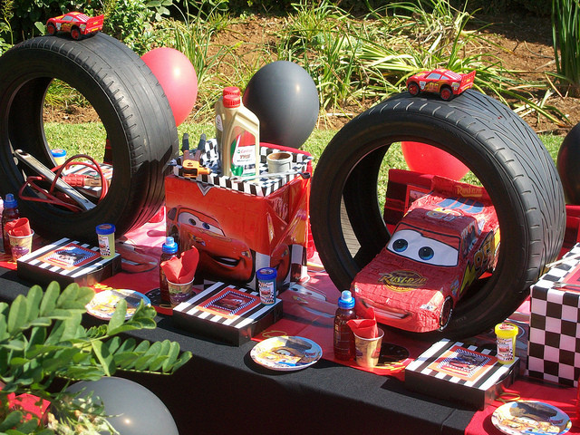 Best ideas about Cars Birthday Decorations . Save or Pin Disney Pixar Cars Theme Birthday Party Idea Now.