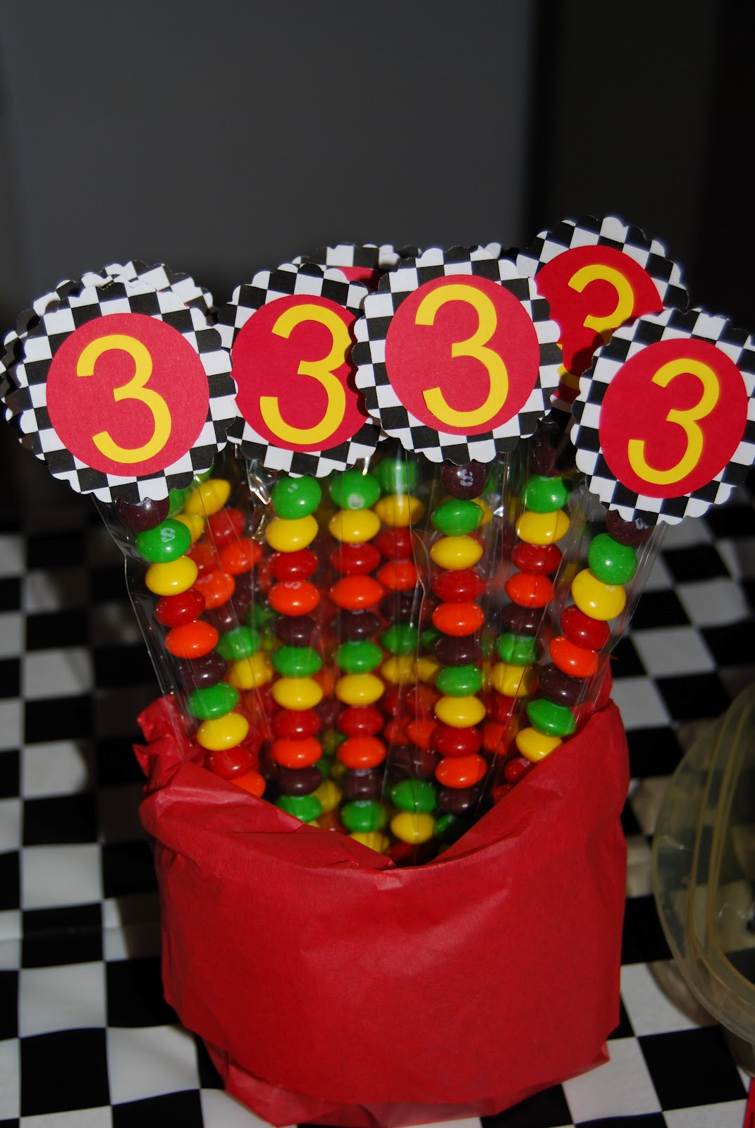 Best ideas about Cars Birthday Decorations . Save or Pin Crafty Teacher Mom Disney Cars Birthday Party Now.