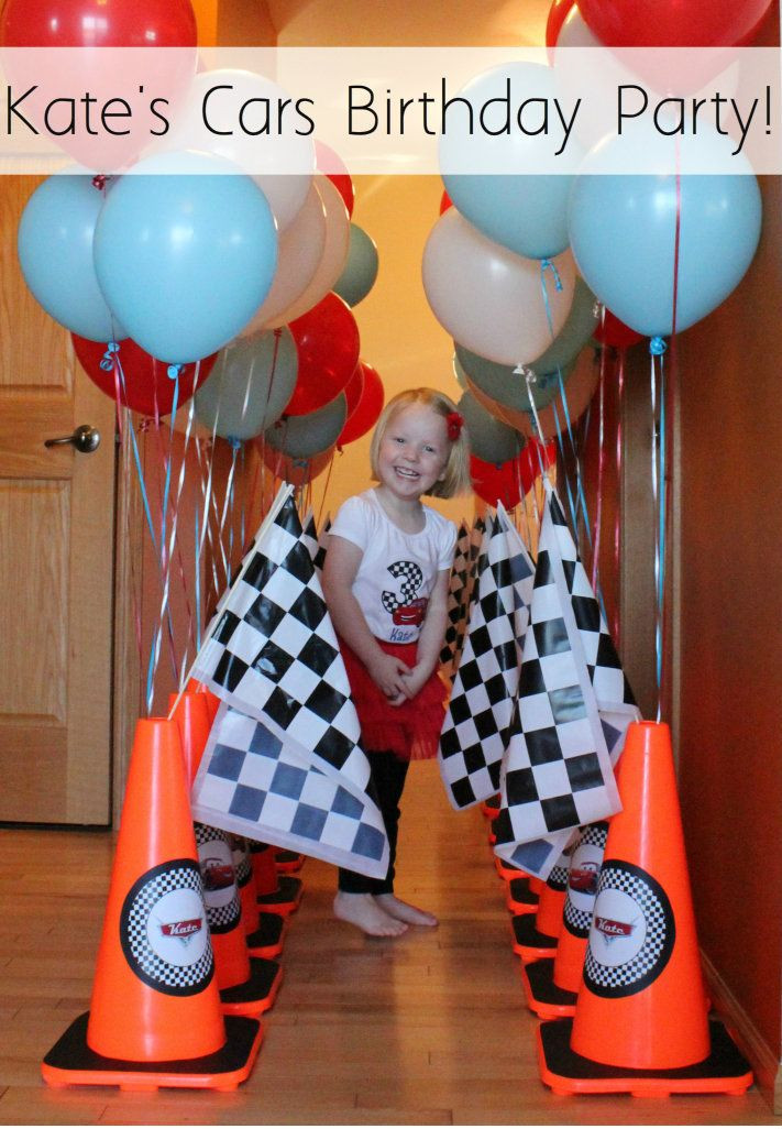 Best ideas about Cars Birthday Decorations . Save or Pin FREE Cars Birthday Party Printables Now.