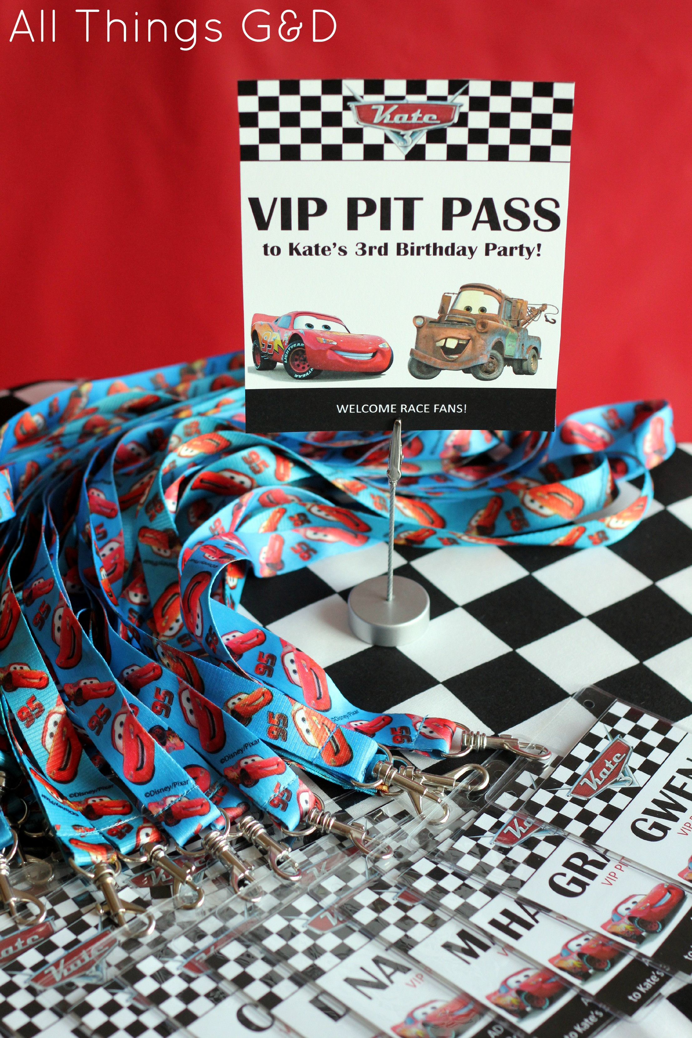 Best ideas about Cars Themed Birthday Party . Save or Pin FREE Cars Birthday Party Printables Now.