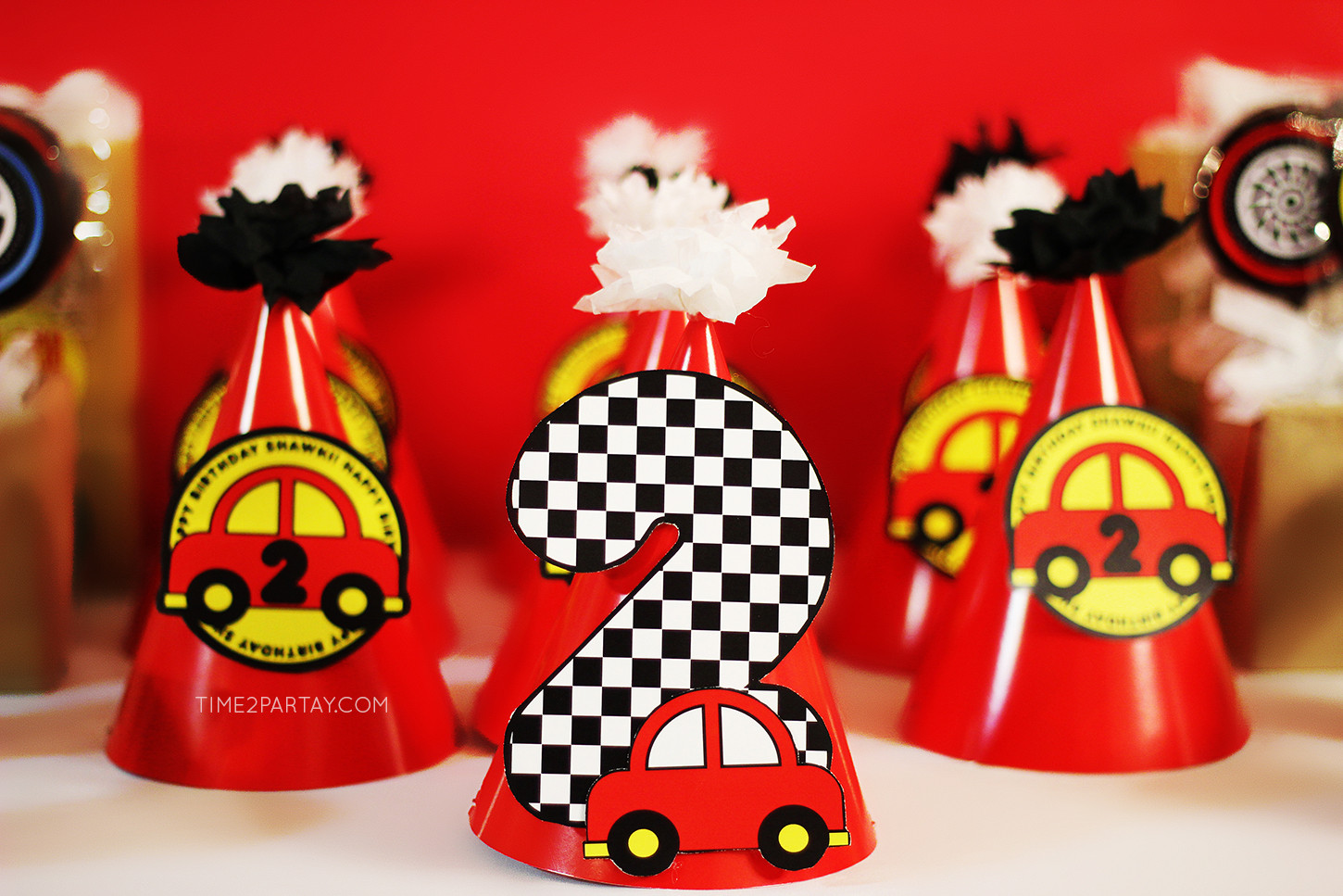 Best ideas about Cars Themed Birthday Party . Save or Pin A Car Themed Birthday Party Now.