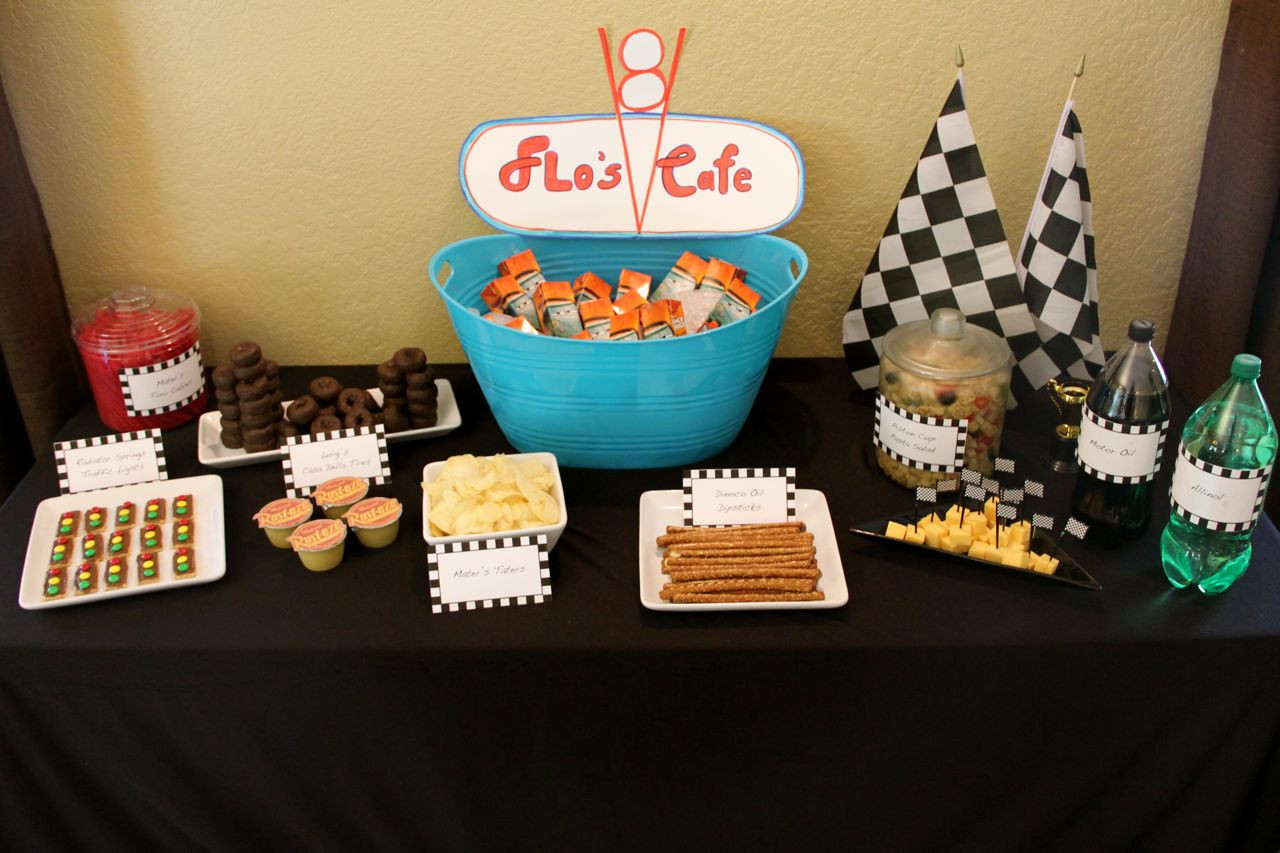 Best ideas about Cars Themed Birthday Party . Save or Pin Shower of Roses A Cars Themed Birthday Party Now.