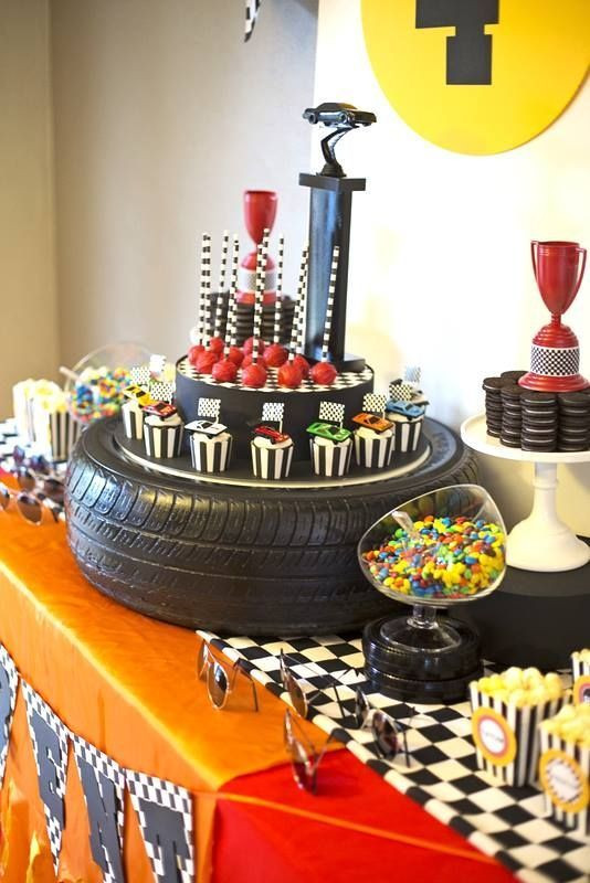 Best ideas about Cars Themed Birthday Party . Save or Pin 325 best Disney Cars Party Ideas images on Pinterest Now.