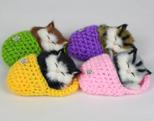 Best ideas about Cat Birthday Gifts . Save or Pin The simulation cat plush toy slippers furnishing articles Now.