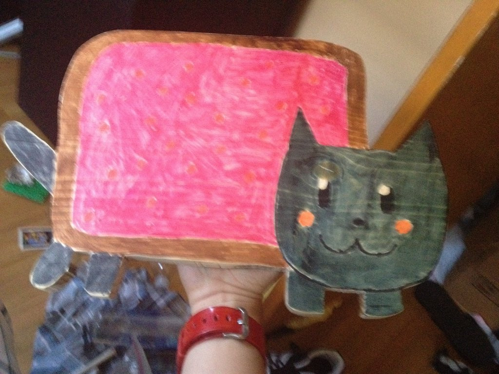 Best ideas about Cat Birthday Gifts . Save or Pin Nyan cat birthday t by blazemaster5 on deviantART Now.