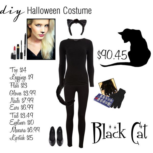 Best ideas about Cat DIY Costume . Save or Pin 17 Best ideas about Black Cat Costumes on Pinterest Now.