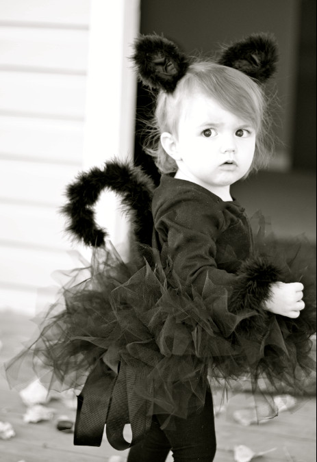 Best ideas about Cat DIY Costume . Save or Pin do it yourself divas DIY Black Cat Costume Now.