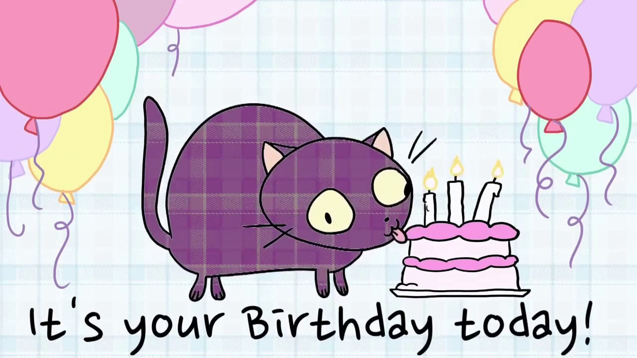 Best ideas about Cat Licking Your Birthday Cake . Save or Pin There s A Cat Licking Your Birthday Cake Now.
