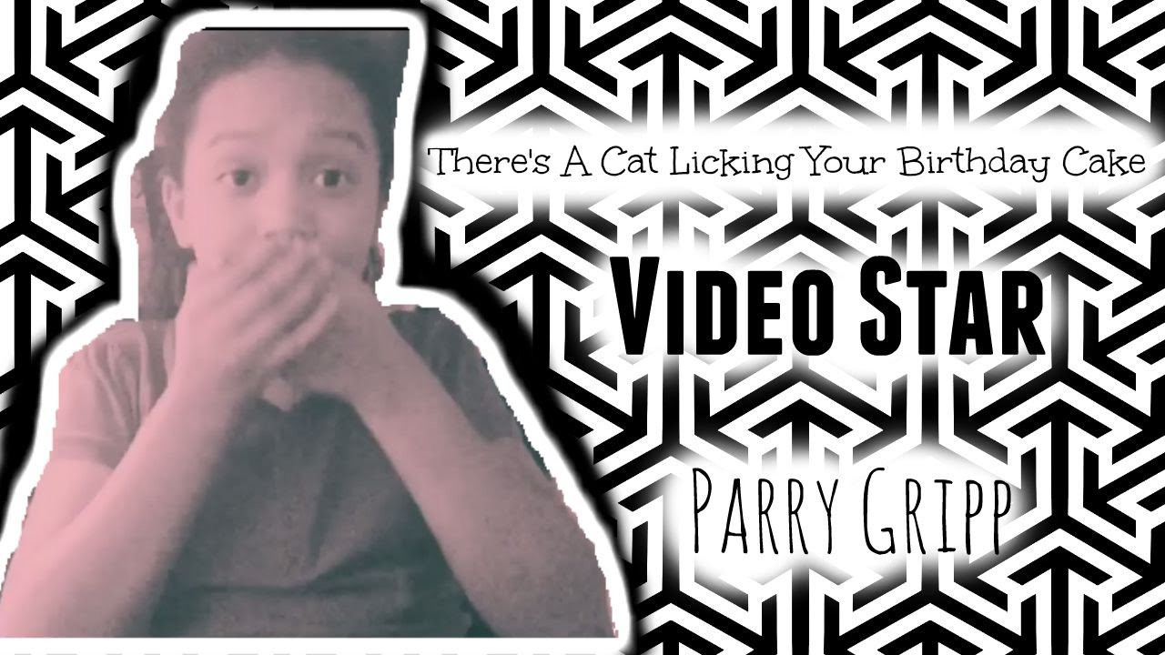 Best ideas about Cat Licking Your Birthday Cake . Save or Pin There s a Cat Licking Your Birthday Cake Video Star Now.