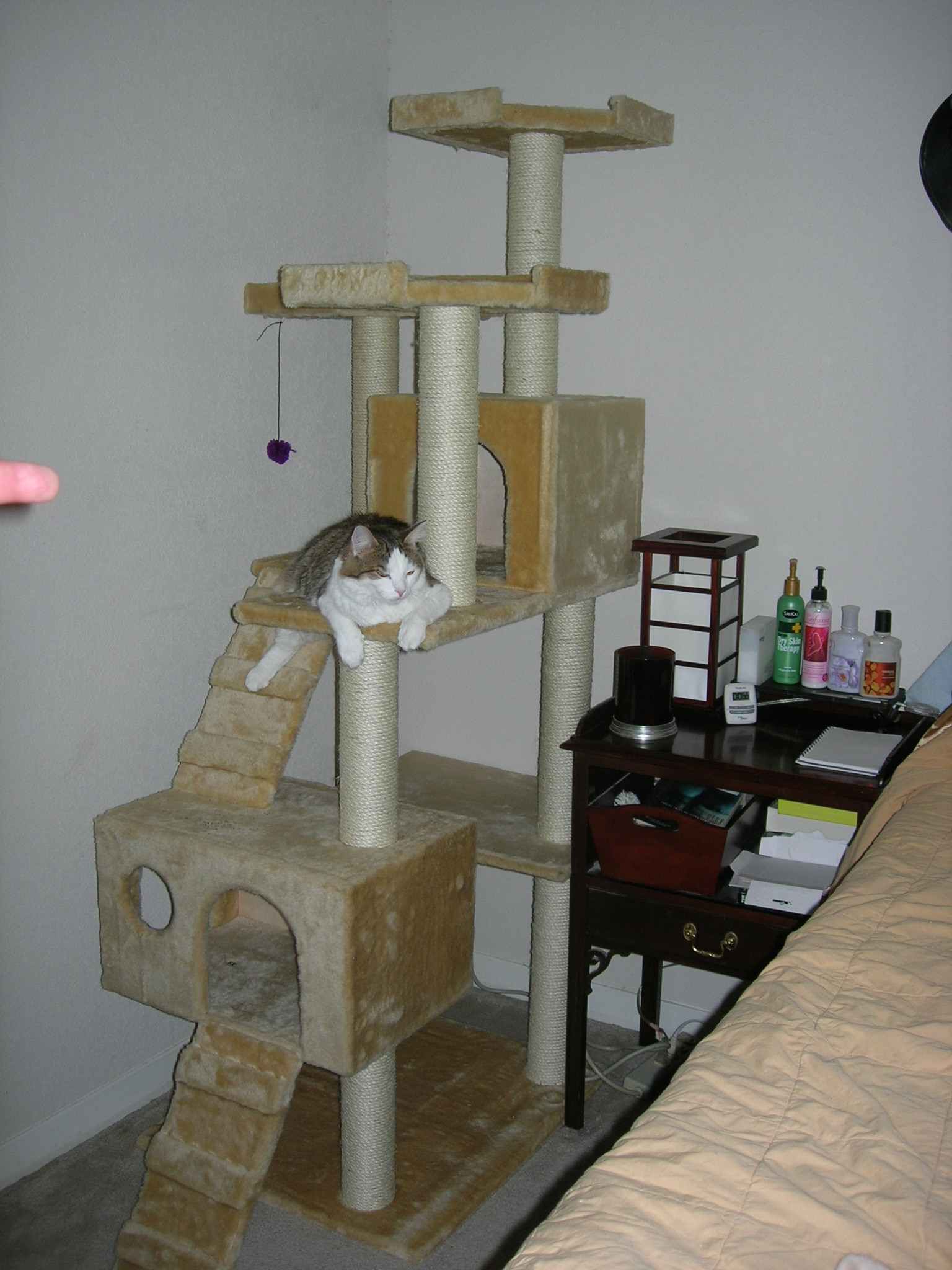 Best ideas about Cat Tree Plans DIY . Save or Pin Cat tree Now.