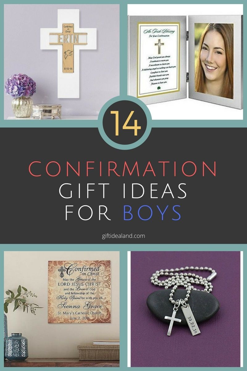 Best ideas about Catholic Confirmation Gift Ideas . Save or Pin 27 Good Confirmation Gift Ideas For Boys Now.