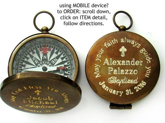 Best ideas about Catholic Confirmation Gift Ideas . Save or Pin Confirmation Gift Engraved pass Baptism Boy Gift Now.