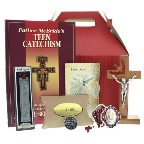 Best ideas about Catholic Confirmation Gift Ideas . Save or Pin Confirmation Gift Basket Now.