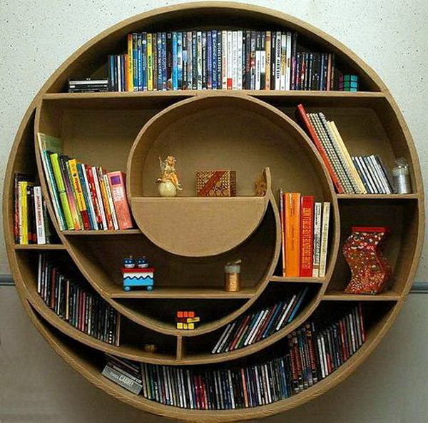 Best ideas about Cd Storage Ideas DIY . Save or Pin Creative DIY CD and DVD Storage Ideas or Solutions Hative Now.