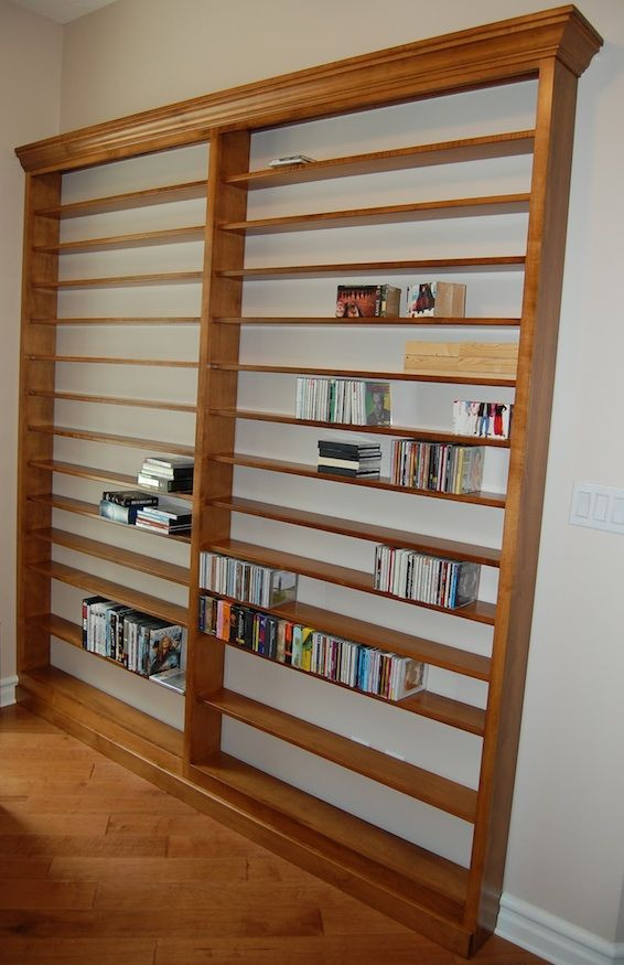 Best ideas about Cd Storage Ideas DIY . Save or Pin 20 Creative DVD Storage Ideas With Cоnvеntіоnаl Stуlеѕ Now.