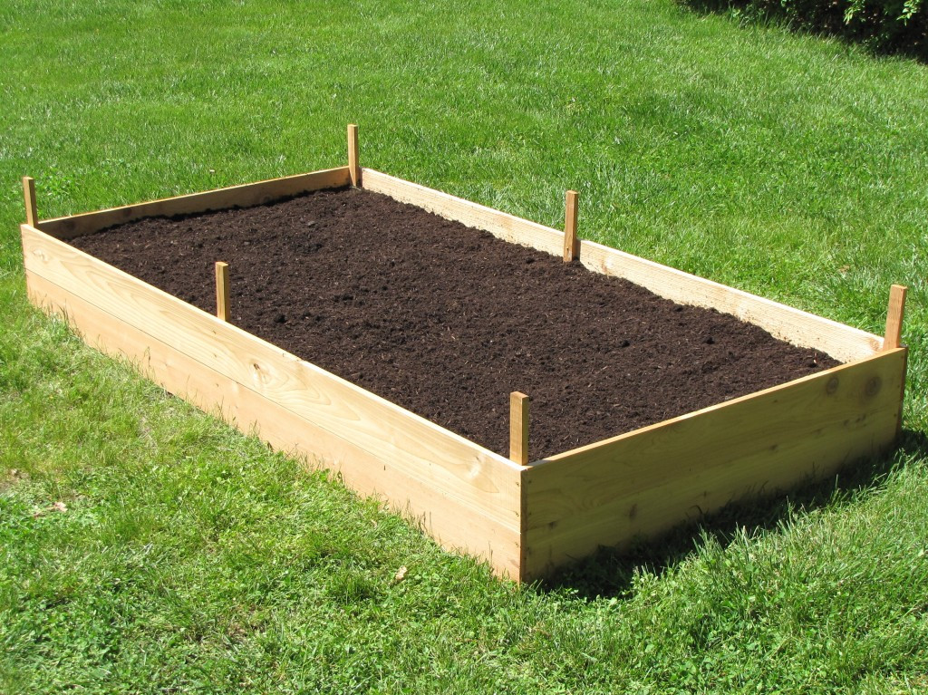 Best ideas about Cedar Raised Garden Beds DIY . Save or Pin How to Build a Cedar Raised Garden Bed Now.