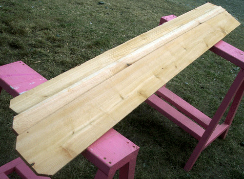 Best ideas about Cedar Raised Garden Beds DIY . Save or Pin Ana White Now.