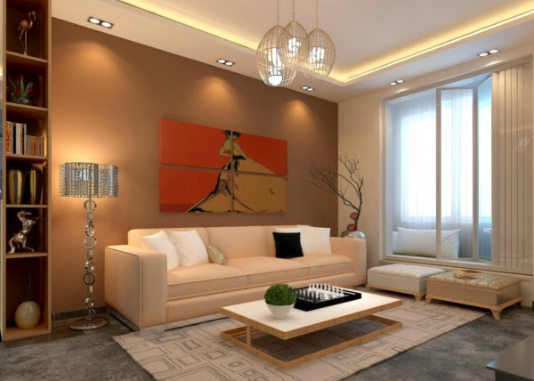 Best ideas about Ceiling Lights For Living Room . Save or Pin 22 Cool living room lighting ideas and ceiling lights Now.