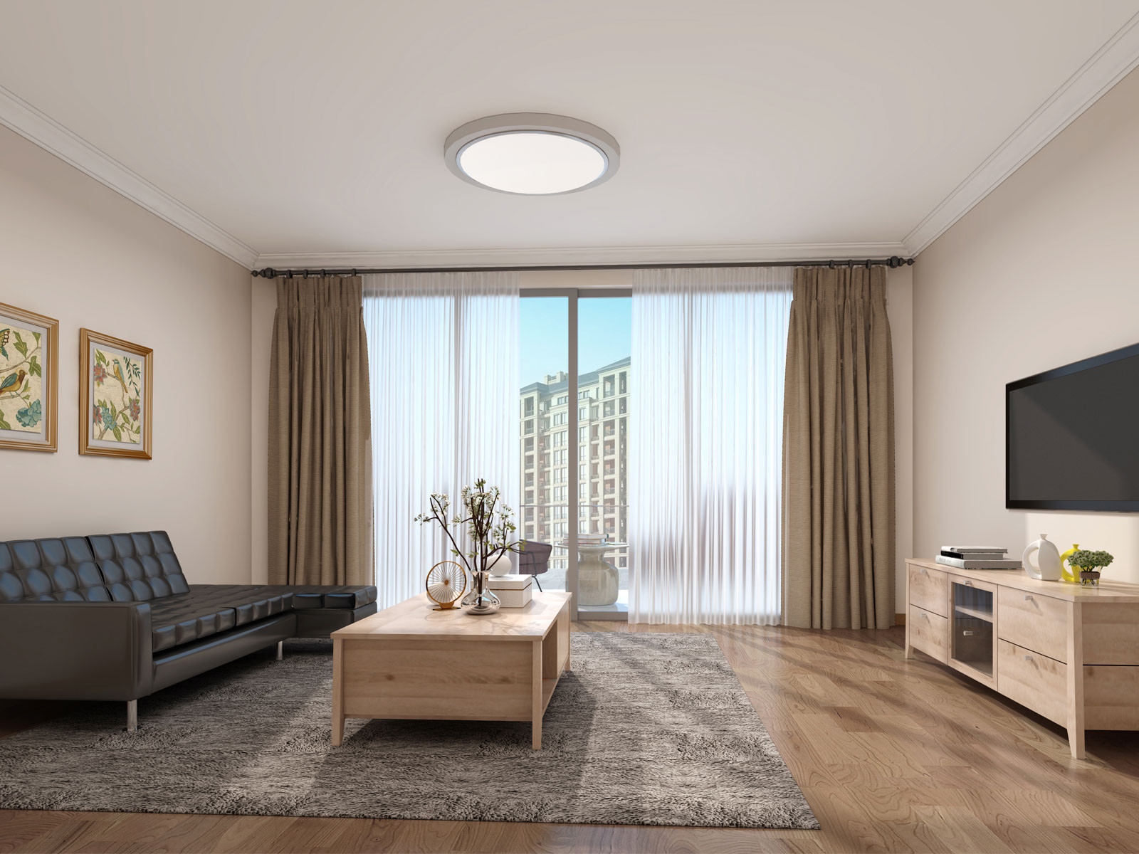 Best ideas about Ceiling Lights For Living Room . Save or Pin Living Room Ceiling Lights Upshine Lighting Now.