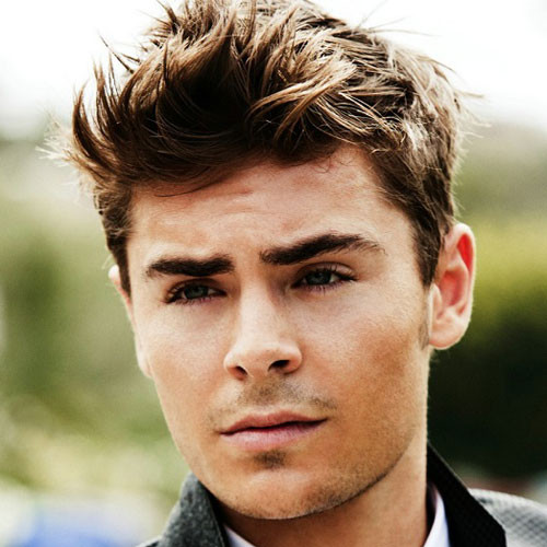 Best ideas about Celebrity Haircuts Male . Save or Pin Celebrity Hairstyles For Men Now.