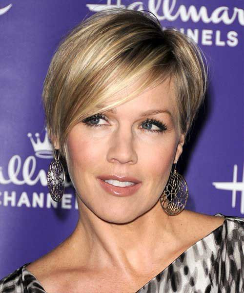 Best ideas about Celebrity Short Hairstyles . Save or Pin 20 Short Hairstyles for Fine Straight Hair Now.