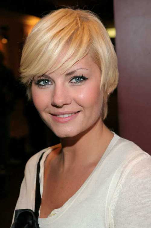 Best ideas about Celebrity Short Hairstyles . Save or Pin Top 25 Celebrity Short Haircuts Now.