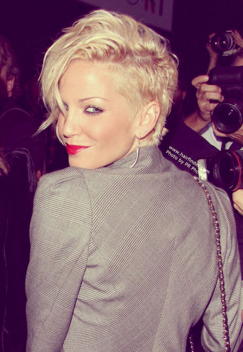 Best ideas about Celebrity Short Hairstyles . Save or Pin Short Celebrity Hairstyles 2012 2013 Now.