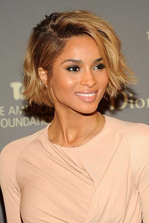 Best ideas about Celebrity Short Hairstyles . Save or Pin 26 Sure Fire Short Afro Hairstyles Cool Hair Cuts Now.