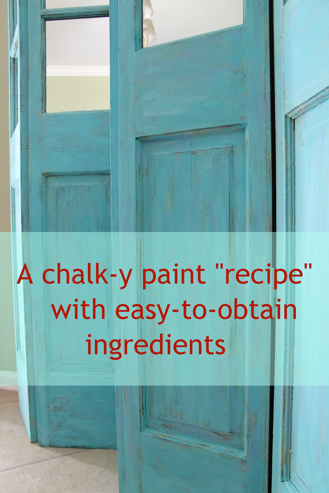 Best ideas about Chalk Paint DIY . Save or Pin Miss Kopy Kat A Homemade Chalk Recipe To Try Now.