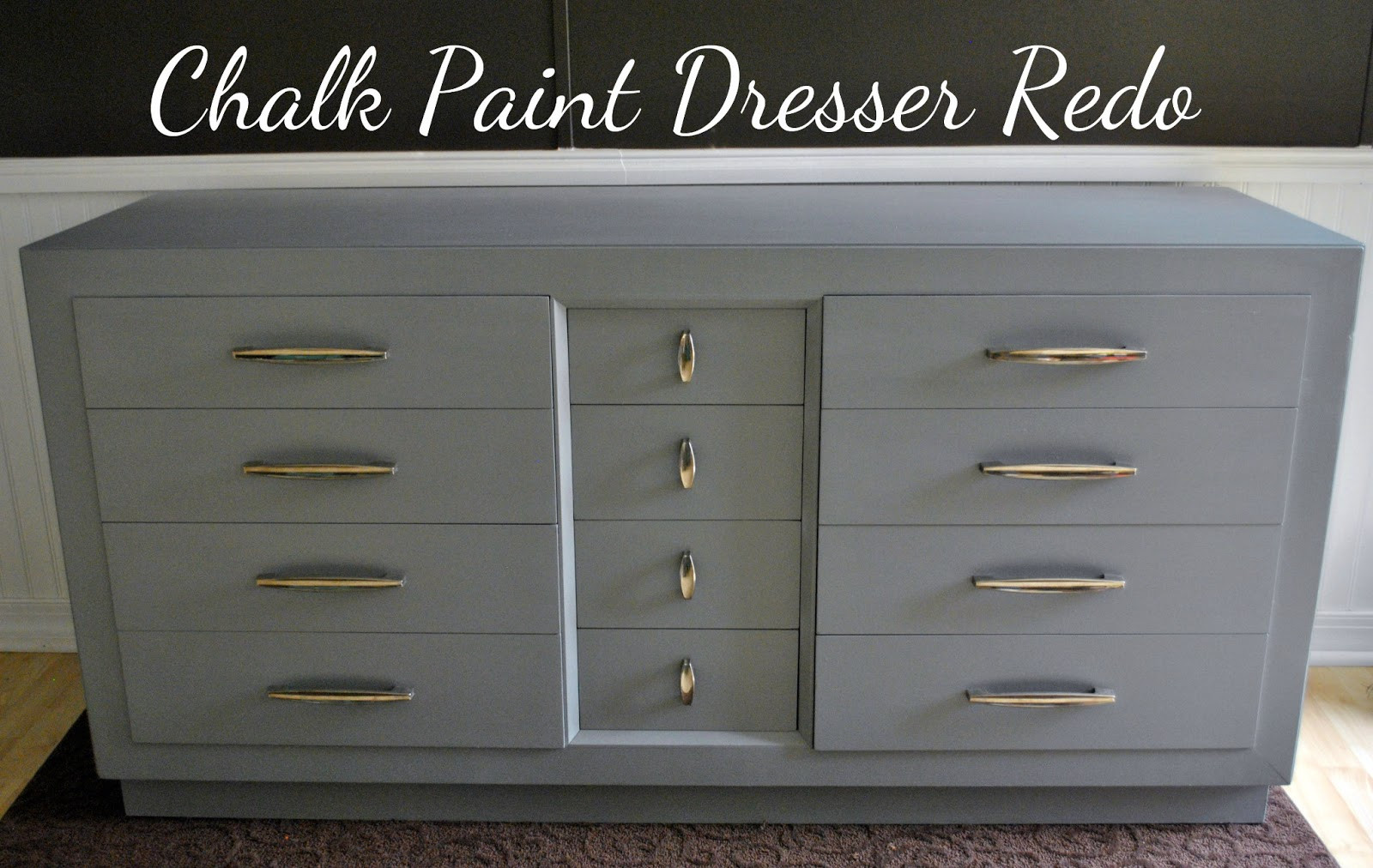 Best ideas about Chalk Paint DIY . Save or Pin Life With 4 Boys DIY Chalk Paint Dresser Redo Now.