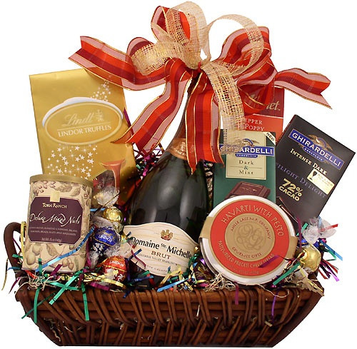 Best ideas about Champagne Gift Ideas . Save or Pin 25 best ideas about Champagne Gift Baskets on Pinterest Now.