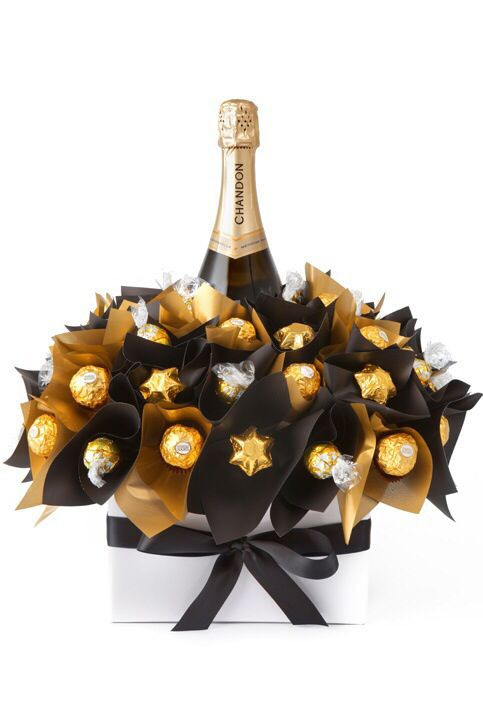 Best ideas about Champagne Gift Ideas . Save or Pin 1000 ideas about Champagne Gift Baskets on Pinterest Now.