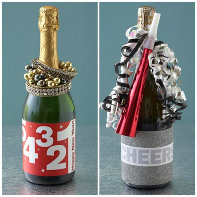 Best ideas about Champagne Gift Ideas . Save or Pin New Years Eve Wine Label Printables And Hostess Gift Ideas Now.