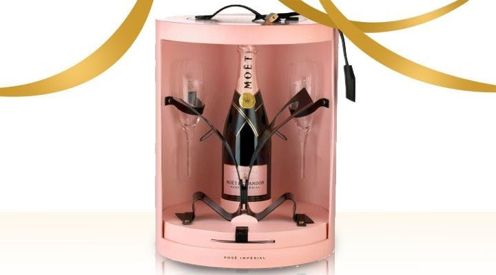 Best ideas about Champagne Gift Ideas . Save or Pin Champagne Gift Ideas Glass Bubbly Now.