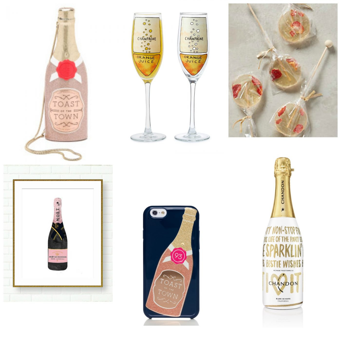 Best ideas about Champagne Gift Ideas . Save or Pin Gift Guide For The Champagne Lover Now.
