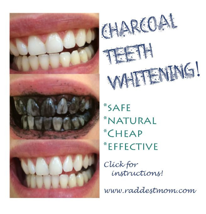 Best ideas about Charcoal Teeth Whitening DIY . Save or Pin Safe natural teeth whitening using Activated Charcoal Now.