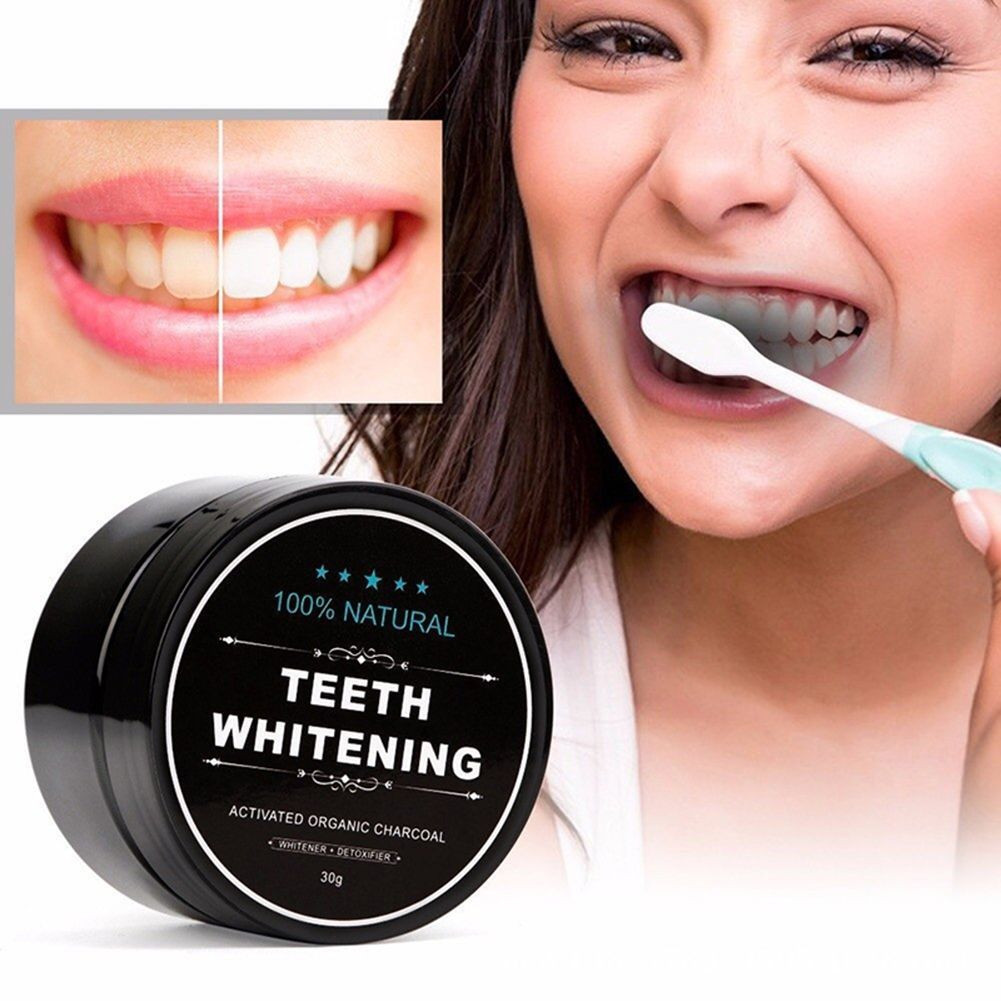 Best ideas about Charcoal Teeth Whitening DIY . Save or Pin Activated Charcoal Teeth Whitening Organic Coconut Now.