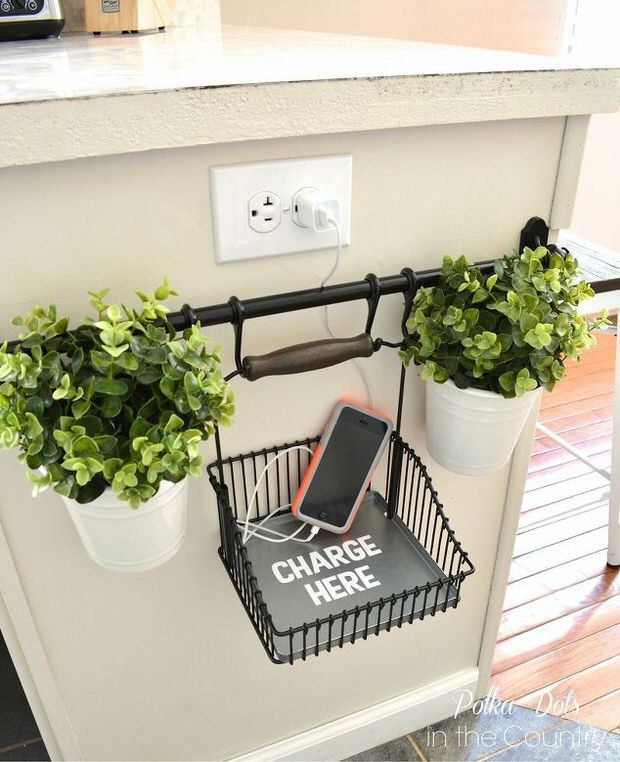 Best ideas about Charging Station DIY . Save or Pin Do It Yourself Clever Charging Stations Now.