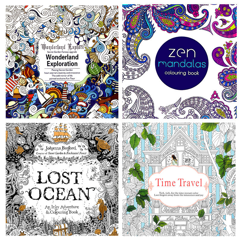 Best ideas about Cheap Adult Coloring Books . Save or Pin line Get Cheap Adult Coloring Books Aliexpress Now.