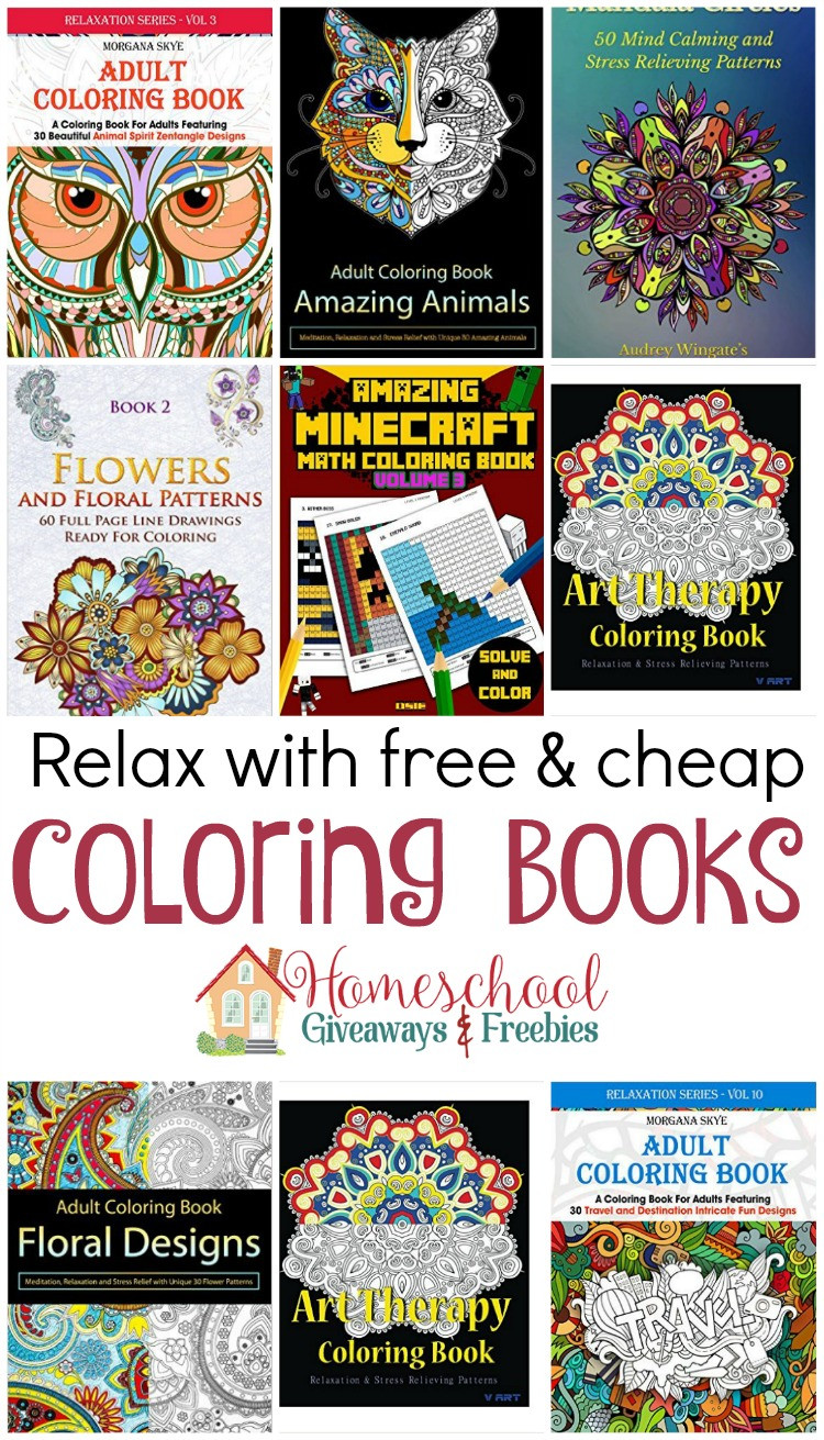 Best ideas about Cheap Adult Coloring Books . Save or Pin Free and Cheap Kindle Coloring Books Now.