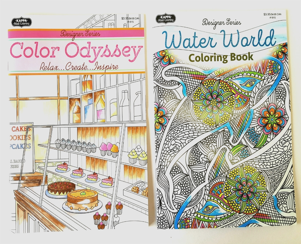 Best ideas about Cheap Adult Coloring Books . Save or Pin Wholesale Adult Coloring Book Odyssey Water World SKU Now.