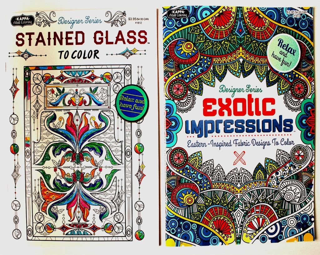 Best ideas about Cheap Adult Coloring Books . Save or Pin Wholesale Adult Coloring Book Exotic Impressions Stained Now.
