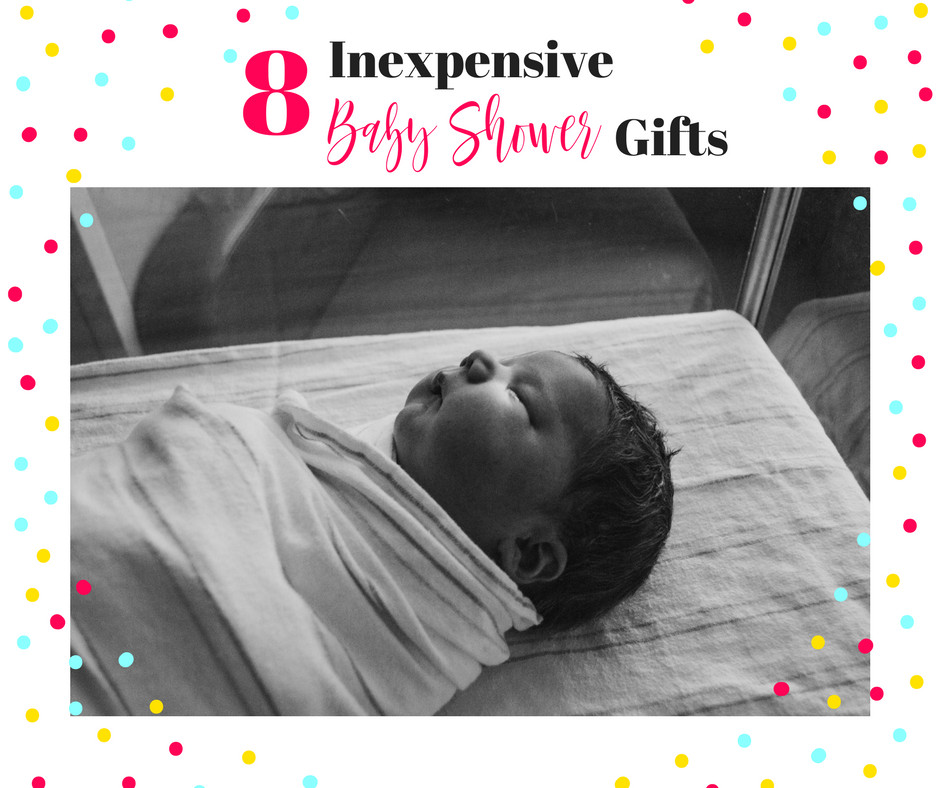 Best ideas about Cheap Baby Shower Gifts Gift Ideas . Save or Pin 8 Inexpensive Baby Shower Gift Ideas Southern Savers Now.