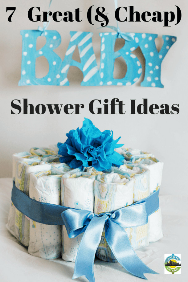 Best ideas about Cheap Baby Shower Gifts Gift Ideas . Save or Pin 7 great and cheap baby shower t ideas Living The Now.