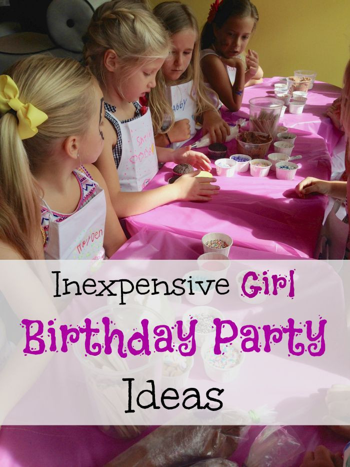 Best ideas about Cheap Birthday Ideas . Save or Pin 1000 Cheap Birthday Ideas on Pinterest Now.
