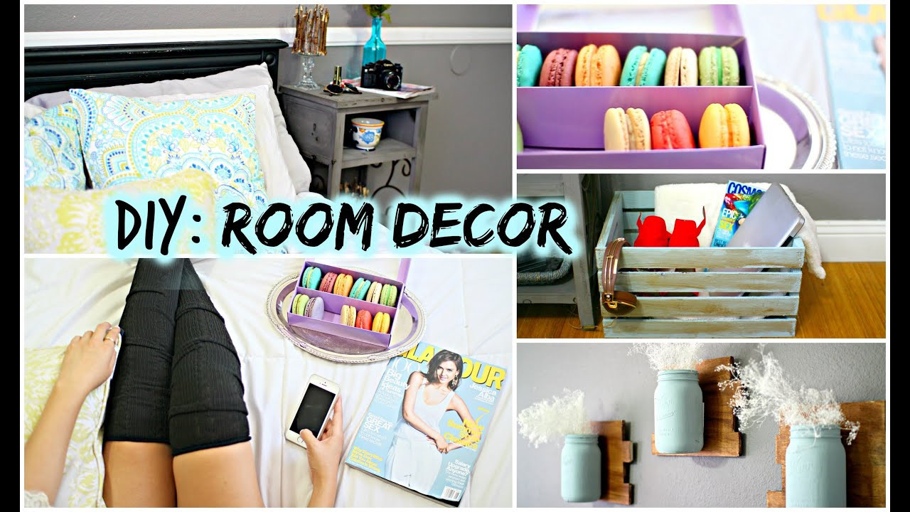 Best ideas about Cheap DIY Room Decor . Save or Pin DIY Room Decor for Cheap Tumblr Pinterest Inspired Now.