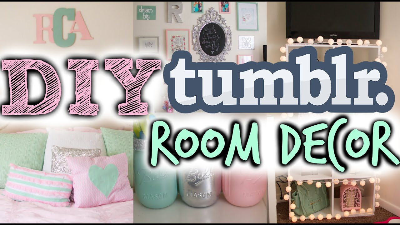 Best ideas about Cheap DIY Room Decor . Save or Pin DIY Tumblr Inspired Room Decor Cute Cheap Now.
