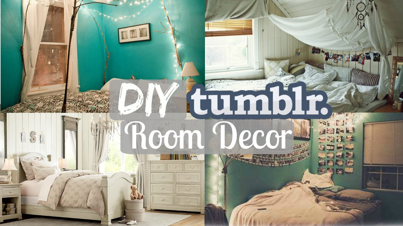 Best ideas about Cheap DIY Room Decor . Save or Pin DIY Tumblr Room Decor Cheap & Easy Now.
