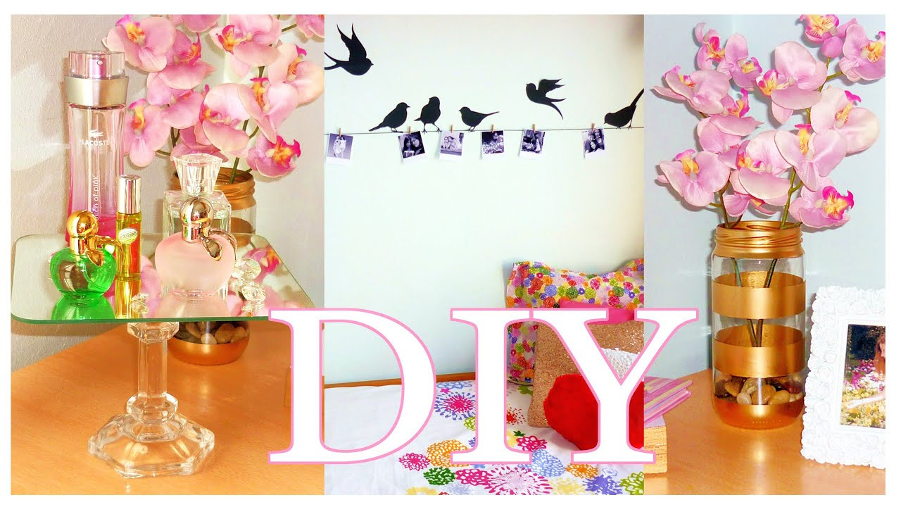 Best ideas about Cheap DIY Room Decor . Save or Pin DIY ROOM DECOR Cheap & cute projects Now.