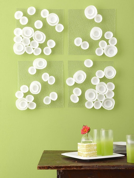 Best ideas about Cheap DIY Wall Decor . Save or Pin Chic & Cheap 15 Low Bud Home Decorating Ideas Now.